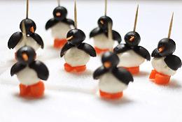 Pinguins - sandrakookt.nl