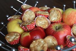 Appelmuffins - sandrakookt.nl