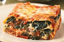 Lasagne met blauwschimmelkaas -sandrakookt.nl