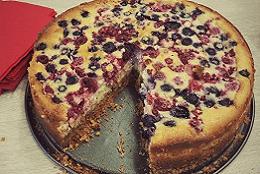 Cheesecake - sandrakookt.nl