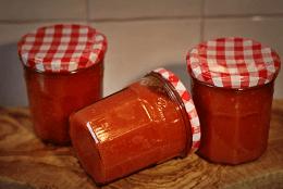 Homemade ketchup - sandrakookt.nl