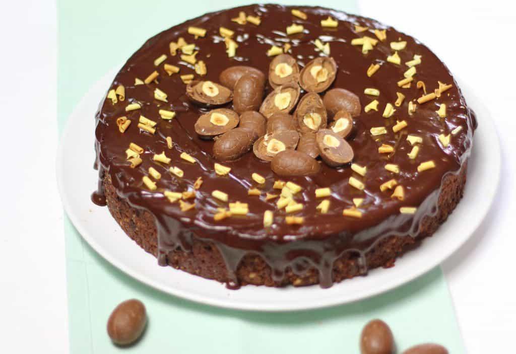 brownie-taart